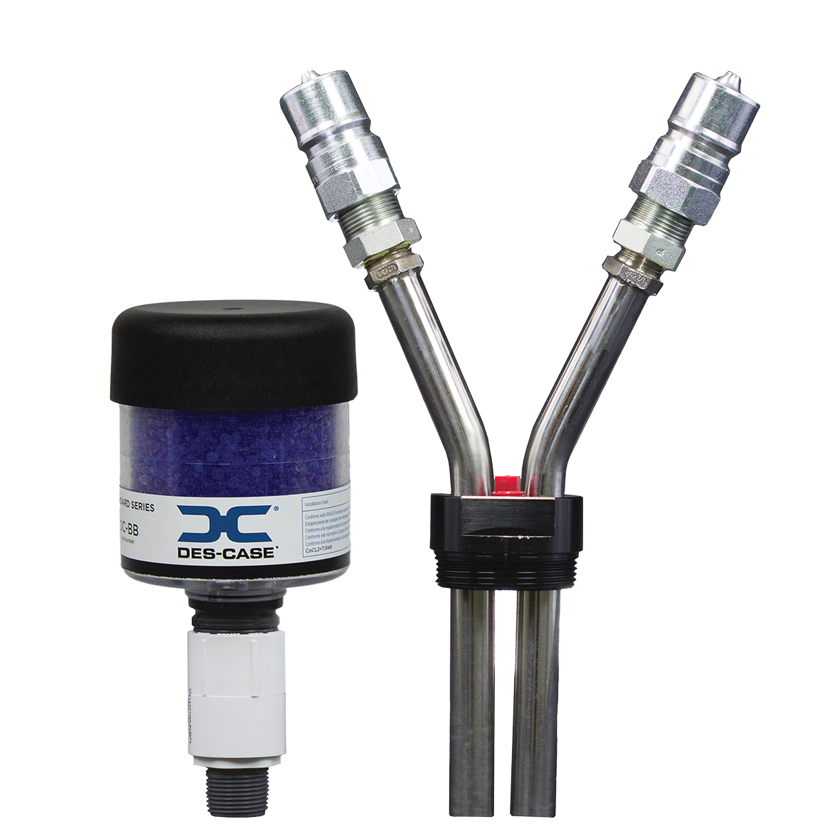 Des-Case Drum Adapter Kit 1.1