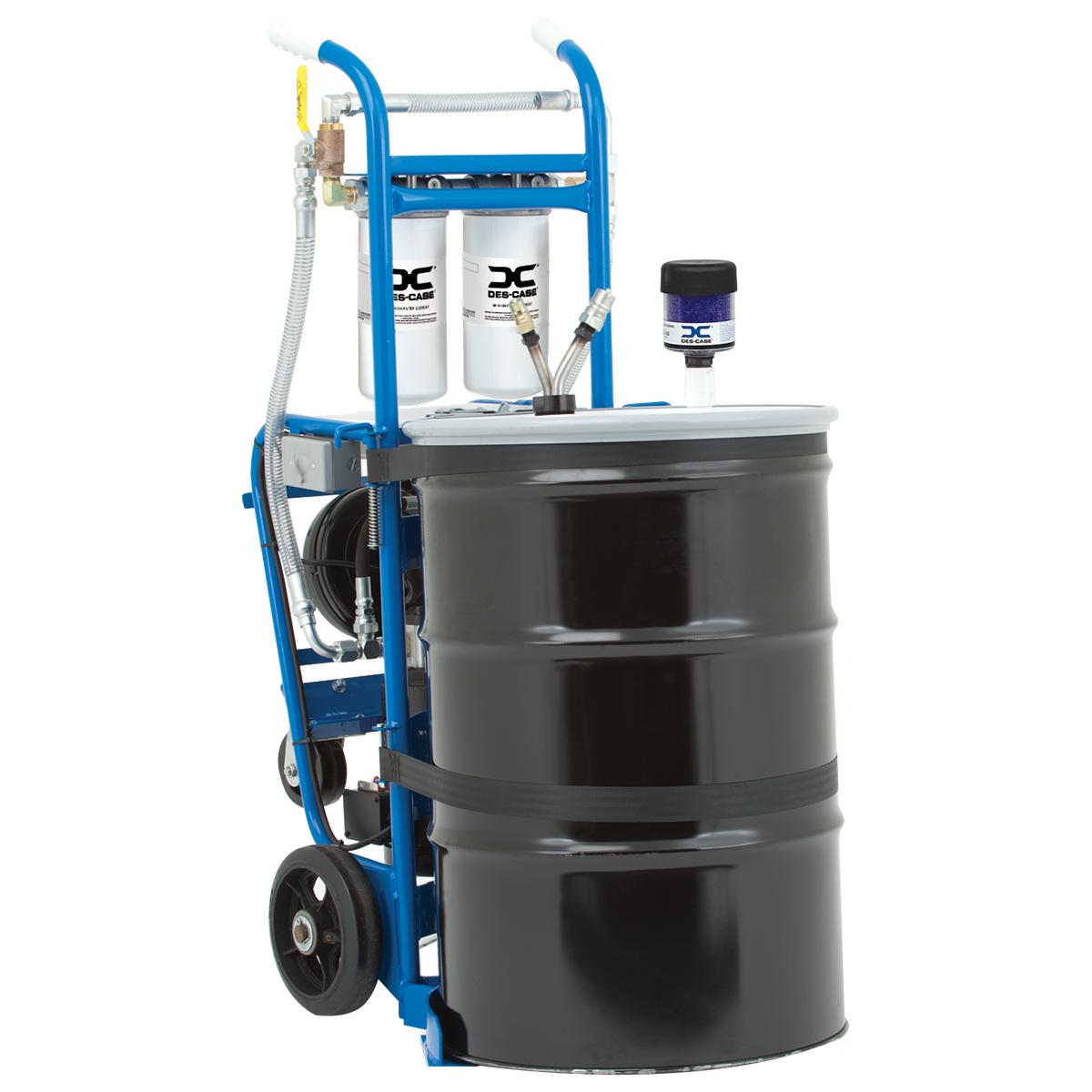 Des-Case Drum Filter Cart1.1