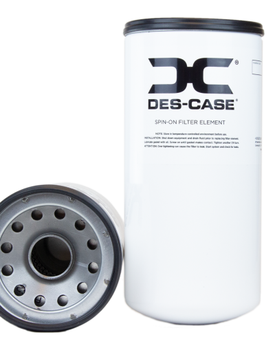 Des-Case Filter Cart Spin on Large 1.1