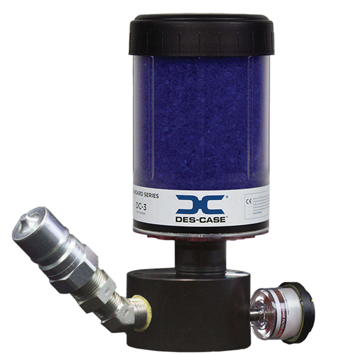 Des-Case Hydraulic Adapter Kit1.1