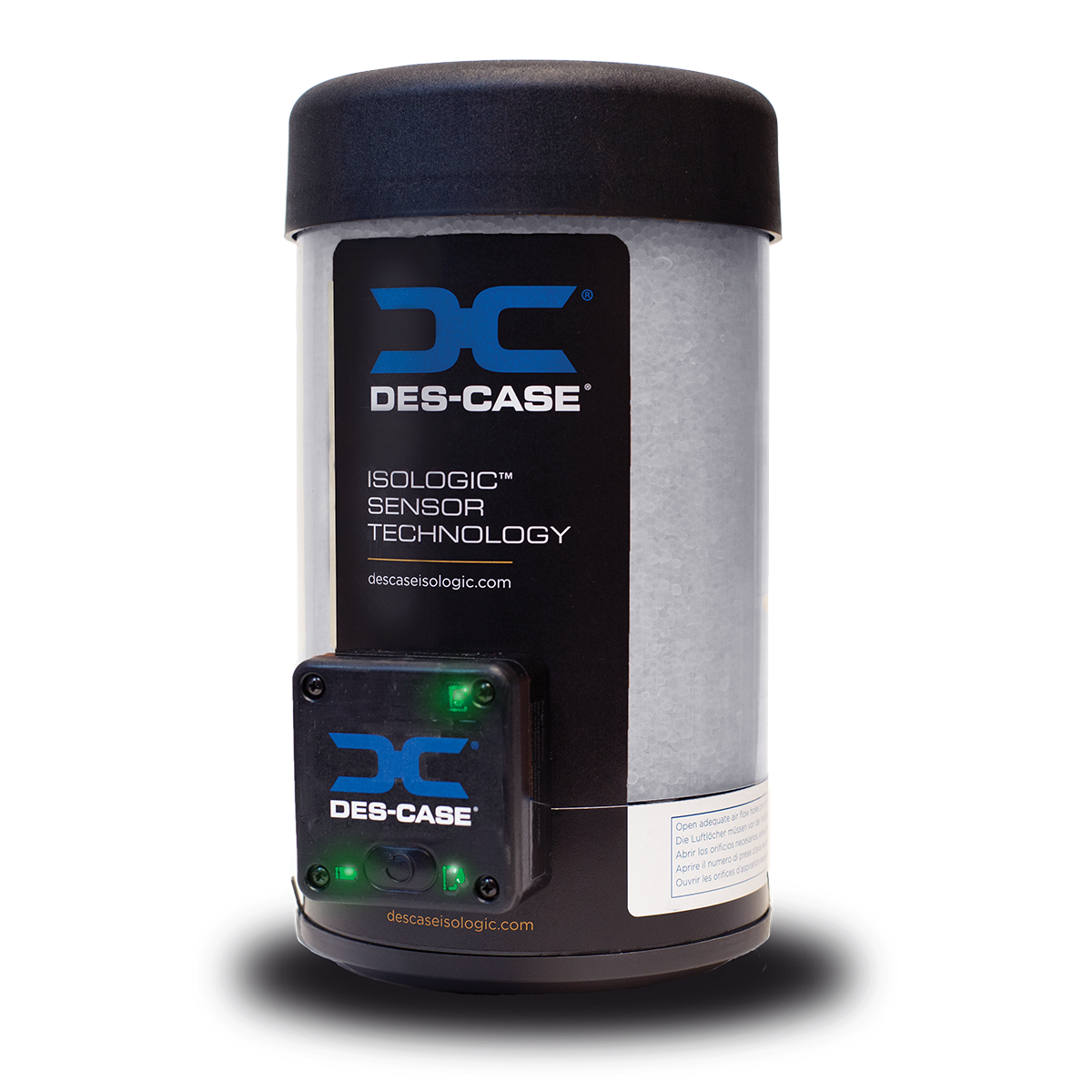Des-Case IsoLogic Extended Series Breather