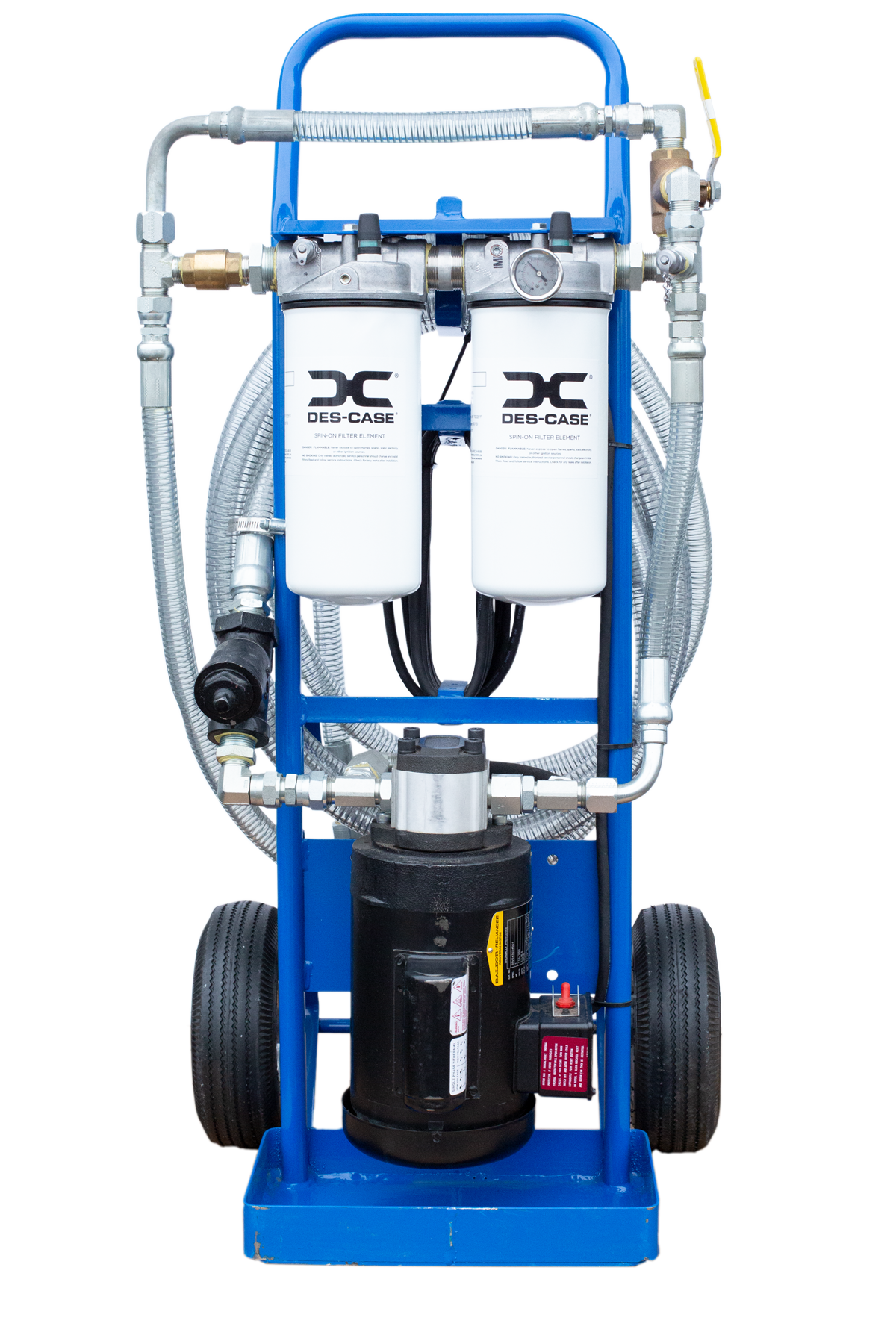 Des-Case Filter Cart 2.3