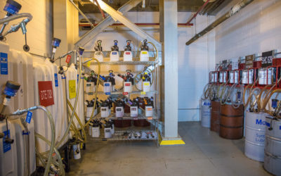 What is a Lube Room and Why is it Important?